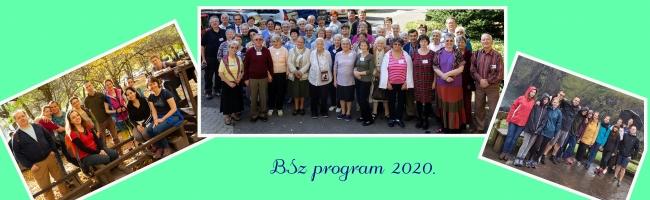 BSz program 2020.